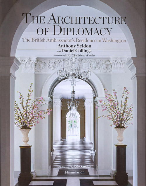 Architecture of diplomacy web